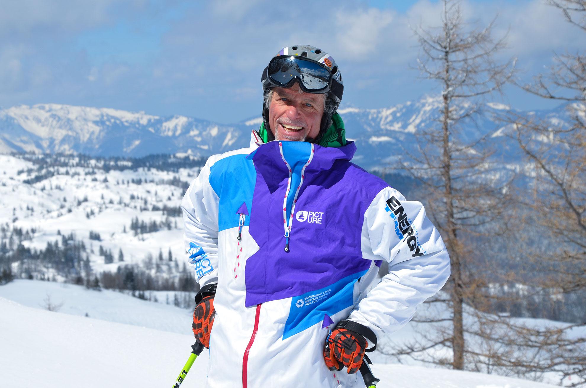 Skischule Energy, Caspar Chucholowski